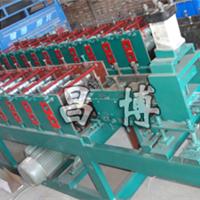 供应昌博75型锌钢百叶窗压制成型机