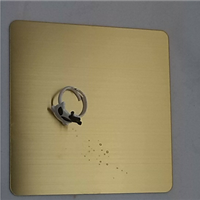 供应不锈钢镀钛板