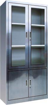 合肥不锈钢文件柜不锈钢更衣柜不锈钢医用柜