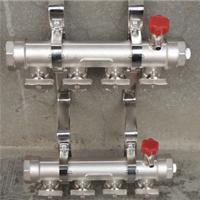 铜镀镍一体锻造分水器 支路分水器 连体