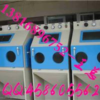 供应苏州工件去氧化皮用KH-1010A手动喷砂机