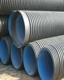 供应洛阳国标PE排水管,中财PE排污管性能