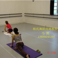 供应舞蹈教室专用地胶 舞蹈教室塑胶地板