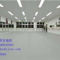 供应舞蹈室专用地胶 舞蹈室塑胶地板