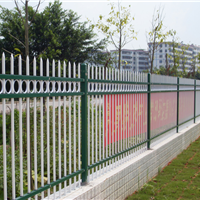 围墙组装锌钢护栏网