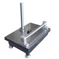 供应弹簧夹紧灯具试验装置,灯具检测设备