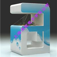270度展示柜32寸新疆少儿科技馆全息项目