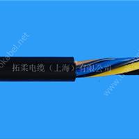 高柔性拖链电缆生产厂家 上海拖链电缆