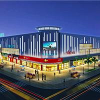天霸设计公司帮助深圳超市装修设计客户