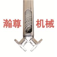 供应大庆瀚尊HZ螺纹管换热器