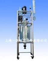 高质量100L双层玻璃反应釜