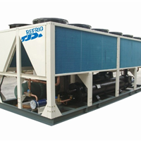 供应风冷螺杆式冷冻机