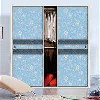 供应整体衣柜门移门专用丽晶工艺艺术玻璃