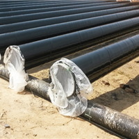 供应燃气用埋地聚乙烯(PE)防腐钢管