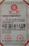 中国门窗行业十大品牌