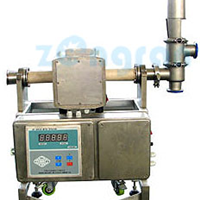 供应流体金属探测器