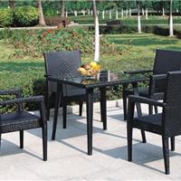 供应户外休闲桌椅,咖啡桌椅,仿藤家具品牌