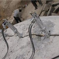 基坑岩石快速破拆最佳取代风镐机械