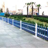 供应南通草坪护栏、南通PVC塑钢护栏