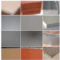 供应铝蜂窝板,蜂窝芯,石材蜂窝板