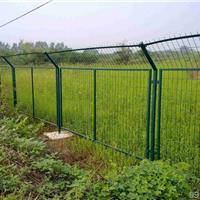 厂家定制公路铁路框架护栏网 带框网栏