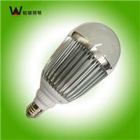 供应深圳蛙眼照明LED球泡灯7W