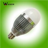 供应深圳蛙眼照明灯具LED球泡灯15W