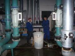 供应聊城锅炉清洗、油罐清洗、换热器清洗