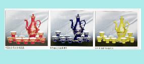 供应陶瓷自动酒具 自动酒具定制 庆典礼品