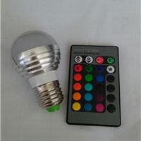 供应红外遥控LED球泡