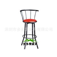 供应酒吧吧椅  升降餐椅 可靠背吧椅