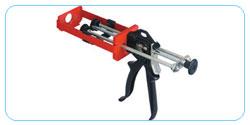 供应玻璃胶/密封胶专用双组份手动胶枪