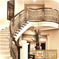 供应新款欧式豪华不锈钢护栏楼梯扶手