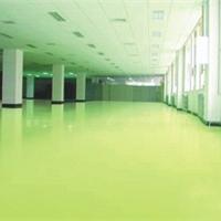 供应室内羽毛球场停车场环氧薄涂式地坪