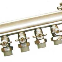 供应地暖分水器-河北地暖管厂