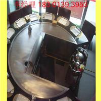 供应乐山圆形铁板烧设备价格
