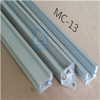 MC-13铝基板灯条/柜台灯条外壳可免费拿样品