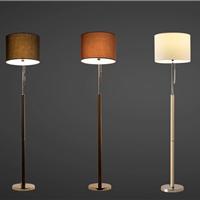 爵镁灯饰客房灯、现代简约落地灯