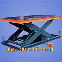 货物举升机的安全系数【高】重在保养