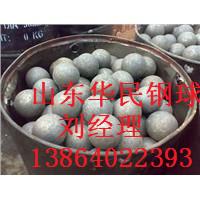 供应高中低铬耐磨铸球,球磨机钢球