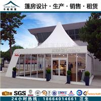 供应高强度铝合金欧式尖顶帐篷