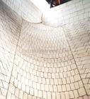 供应水泥厂、电厂优质耐磨陶瓷片施工