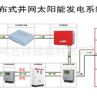 深圳鸿艺祥屋顶分布式并网太阳能发电系统