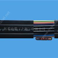 供应柔性扁平电缆 扁平电缆厂家 耐磨扁电缆