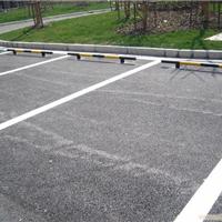 小区学桃停车场道路划线施工企业