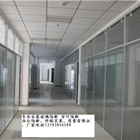 济宁玻璃隔断,与办公装修完美结合