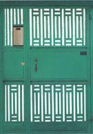 供应合肥小区单元门、进户门、不锈钢门厂家
