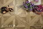 供应品牌环保三杉强化木地板-P3