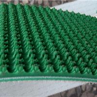 供应pvc草型花纹输送带