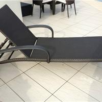 供应康福特K81藤编躺椅,泳池躺椅,沙滩椅
